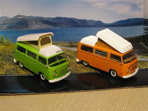 Greenlight Vdub Series Volkswagen T2 1 thesamba accessories memorabilia toys view topic