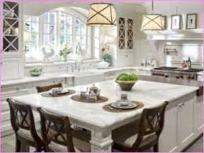 wonderful Kitchen Islands With Sink And Seating #1: kitchen-islands-with-seating-for-6.jpg