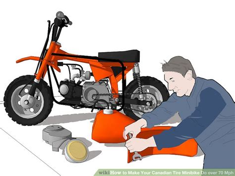 doodle bug mini bike cheap how to make your baja mini bike go faster bicycling and