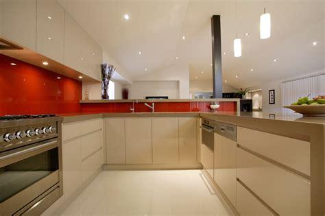 white kitchen with pink splashback splashbacks rapid glass