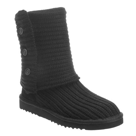 Cardy Clasic 1 lyst ugg classic cardy in black