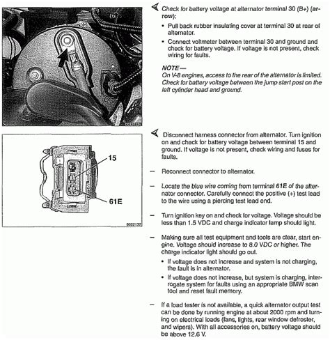 how to test alternator wiring harness 37 wiring diagram