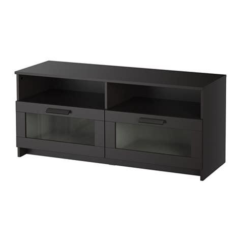 brimnes meuble t 233 l 233 noir ikea
