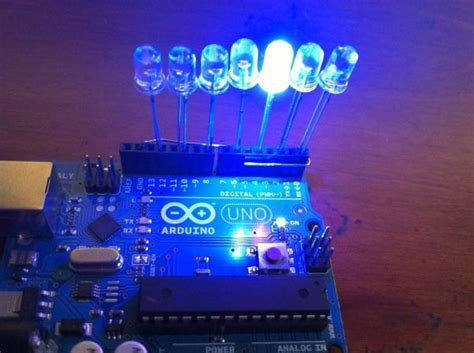 Dirt Cheap Arduino Led Light Bar Use Arduino For Projects Led Light Arduino
