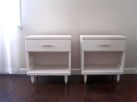 Cheap White Nightstand by Innovation Bedroom Small Storage Design With