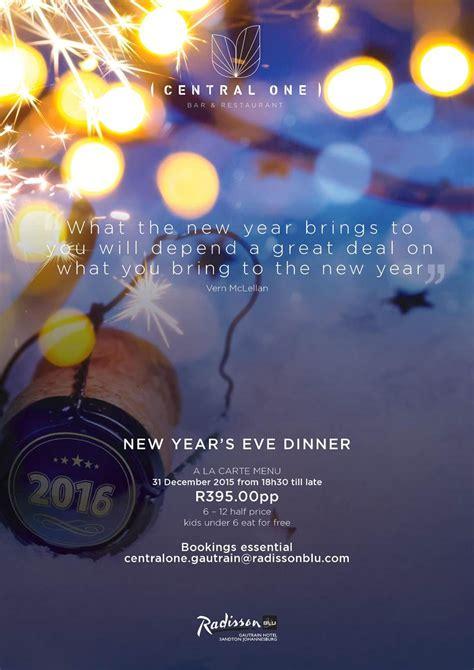 new year johannesburg 2018 new year s at central one restaurant johannesburg
