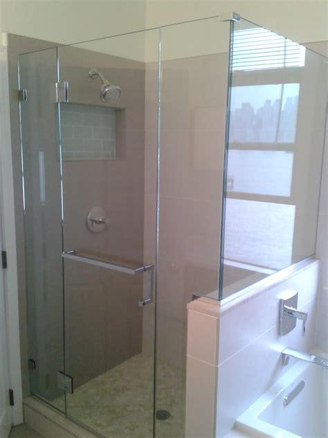 Shower Glass Doors Nj Frameless Shower Door Outlet New Jersey Frameless Glass