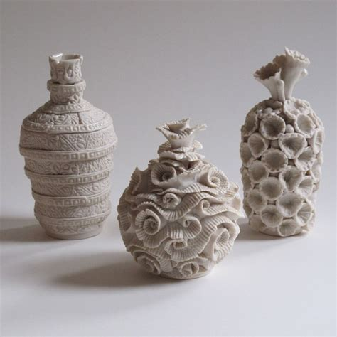 coil pots teresa pottery ceramic coil pots