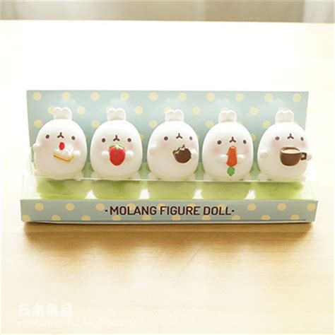 Molang Keychain molang keychain on storenvy