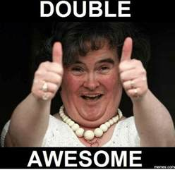 Meme Awesome - double awesome memes com whos awesome meme on me me