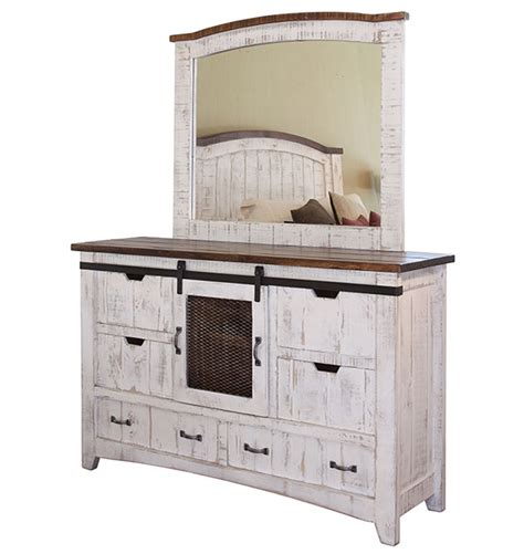 White Washed Rustic Bedroom Furniture by White Wash Dresser Rustic White Dresser White Dresser