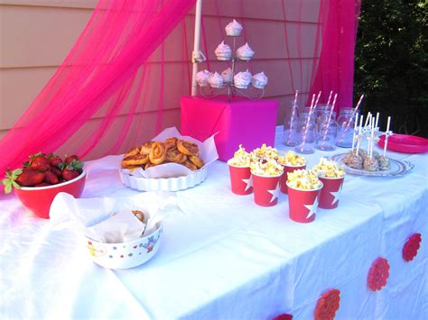 simple net for party decoration desire empire simple food ideas for a and a pretty table
