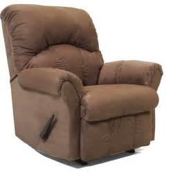 comfort eze jackson rocker recliner chair fern microfiber