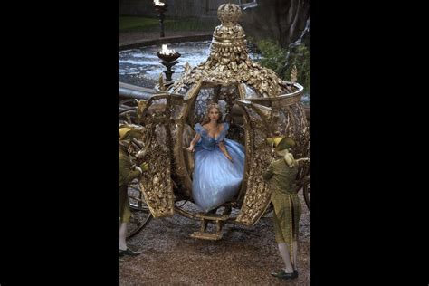 cinderella film adaptations new cinderella images and poster revealed ign
