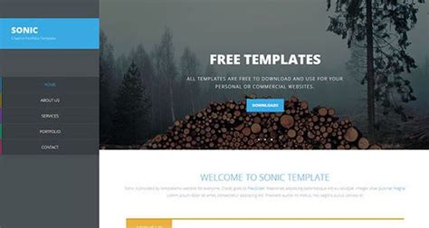Templates On Pinterest Dreamweaver Web Design Templates Free