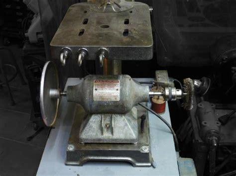 vintage bench grinder for sale flamingsteel