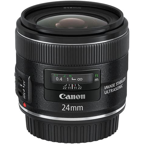 Canon Lensa Ef 24mm F 2 8 Is Usm canon ef 24mm f 2 8 is usm lens 5345b002 b h photo