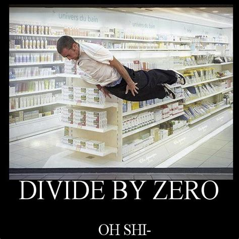 Divide By Zero Meme - image 2836 divide by zero know your meme