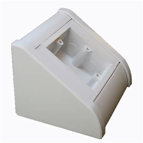 bench outlet uk angled bench socket box mk pinnacle single 1 gang bench
