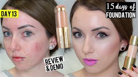 Estee Lauder Wear Foundation Review estee lauder wear powder makeup reviews mugeek