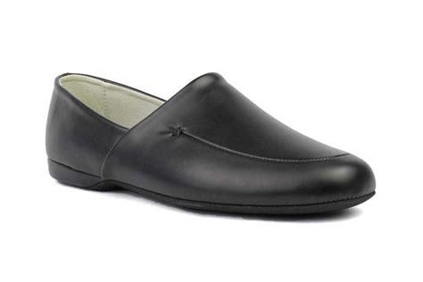 mens opera slippers l b duke opera slipper s leather slipperdultvdu