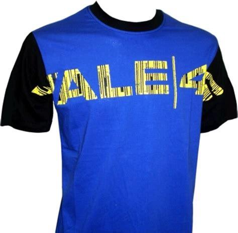 Tshirt Vale 46 valentino t shirt blauw vale 46