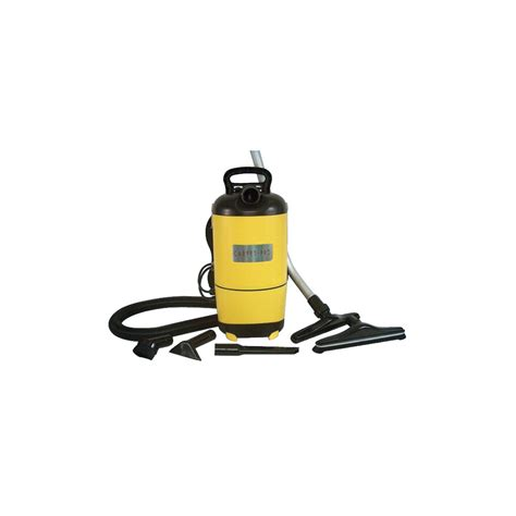 commercial backpack vac 11 5 a carpet pro