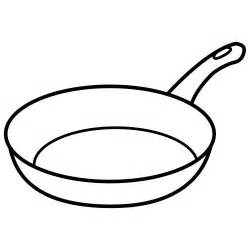 pan coloring pages frying pan coloring coloring pages