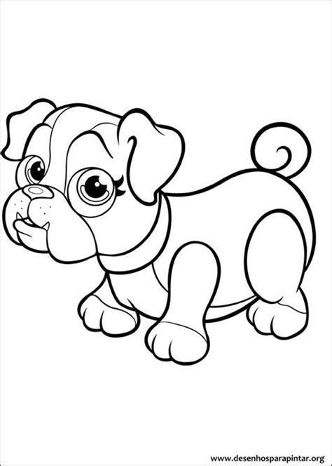 Pet Parade Cachorrinhos Fofos Para Colorir Imprimir E