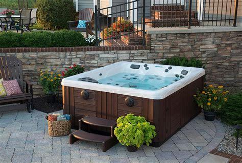 backyard hot tub landscaping attractive backyard spa landscaping ideas backyard hot tub