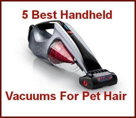 handheld vacuum cleaners  pet owners