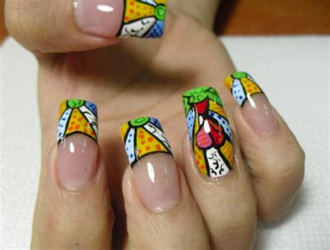 imagenes uñas acrilicas 2013 moda femenina