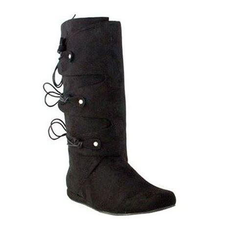 mens 1 quot heel renaissance fair knee high boots 111