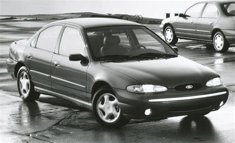 1995 ford contour pricing ratings reviews kelley blue book 1995 ford contour reliability ratings