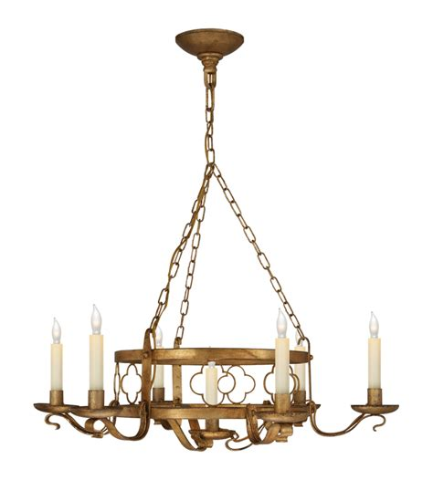 casual chandeliers visual comfort sk 5102gi suzanne kasler casual margarite