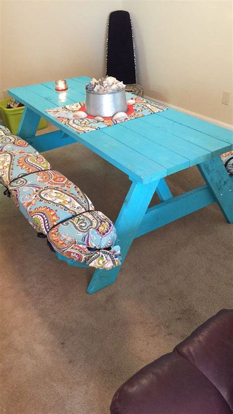 picnic table seat cushions diy picnic table seat cushions diy picnic table seat
