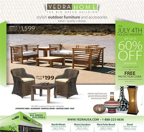 Yedra Patio Furniture by Yedra Home Patio Furniture On Behance