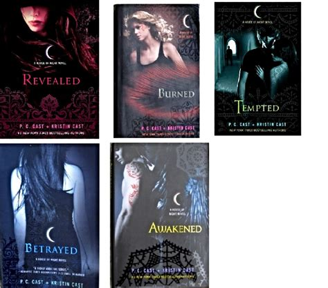 house of night series in order house of night series books lot of 5 hardcover soft books