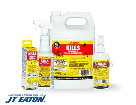 bed bug control j t eaton bed bug control spray for luggage