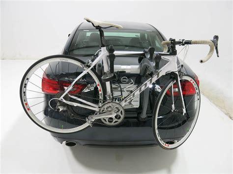 Bike Rack For Nissan Maxima 2000 nissan maxima trunk bike racks saris