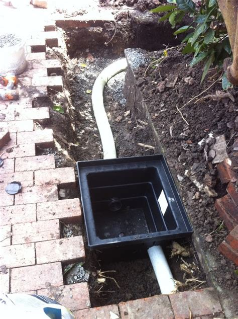 pit installation colonial contracting plumbing jetblasting in mount