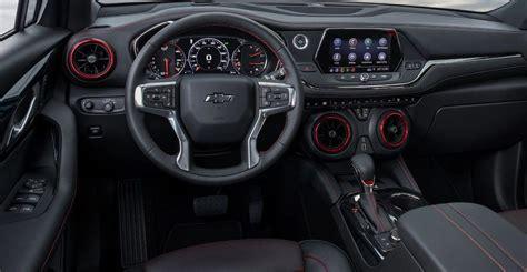 chevrolet trailblazer 2020 interior 2020 chevy blazer interior luxurycarsreport chevy