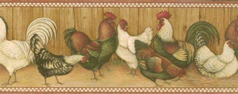 rooster wallpaper country country rooster wallpaper and borders wallpaper border