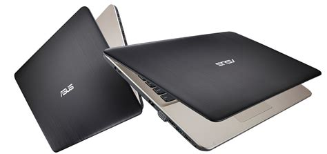 Asus Vivobook Max X441na Bx401 Windows 10 Pro Office Pro Plus 2016 asus vivobook max x441na ga038t black n3450 4gb 500gb