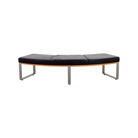 curved metal bench benches used benches for sale