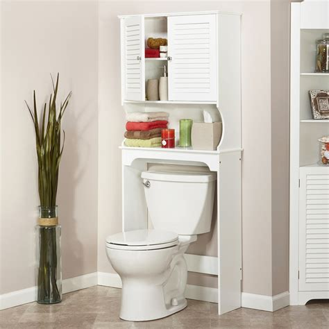 bathroom cupboard ideas white space saving toilet cabinet fit toilet