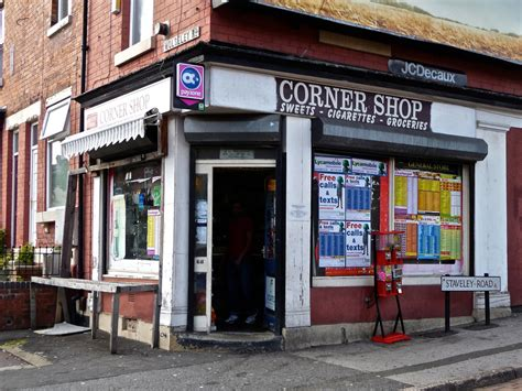 corner shop shop fronts of sheffield