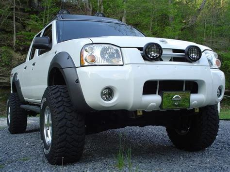 2002 nissan frontier lifted sackline 2002 nissan frontier regular cab specs photos