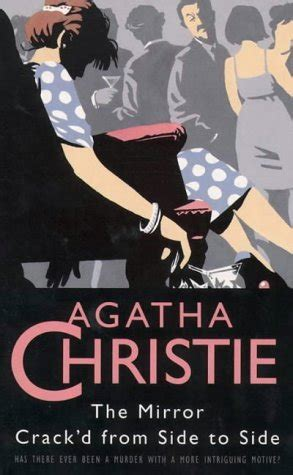 the mirror crackd from the mirror d from side to side miss marple 9 by agatha christie reviews discussion
