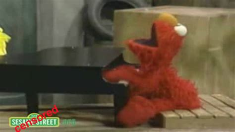 elmo song elmo s song censored
